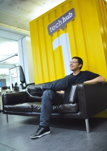 Anton Gu at TechHub