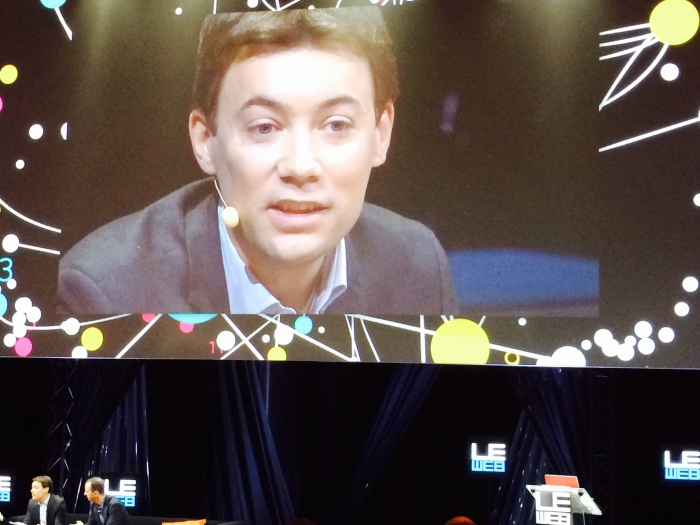 LeWeb: Wearables and the Future of Health